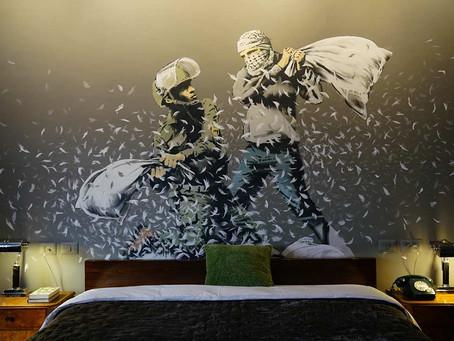 Art Hotel: dormire dentro un'opera d'arte