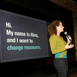Free Seminar with museum expert Nina Simon - Enroll Now!