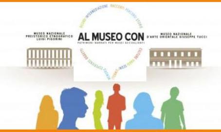 """""""Al museo con…"""" – Patrimoni narrati per musei accoglienti"""