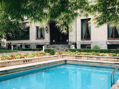 Villa Necchi Campiglio, un gioiello tecnologico degli anni Trenta