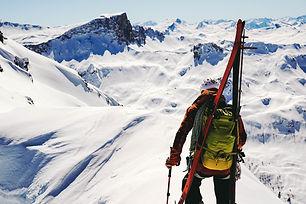 Skibergsteigen Schweiz
