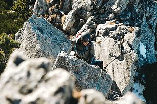 Grundkurs Alpinklettern