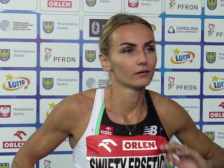 Justyna Święty-Ersetic: Uwielbiam tu wygrywać