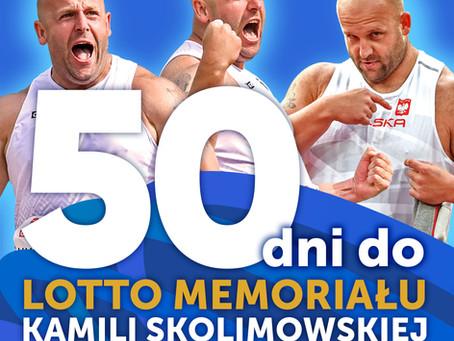 50 dni do Silesia Lotto Memoriału Kamili Skolimowskiej