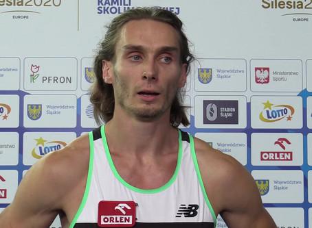 Karol Zalewski: Mój cel długofalowy to rekord Polski na 400 m
