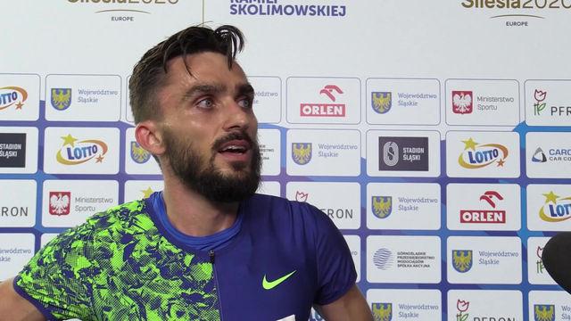 """Adam Kszczot: Tęskniłem za rywalizacją z """"Lewym"""""""