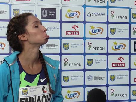 Sofia Ennaoui: Nastawiałam się na rekord Polski