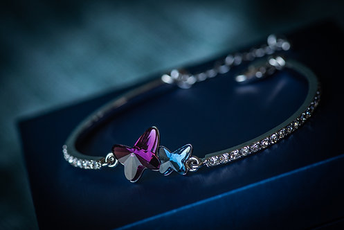 Armband 'Dreamcather Butterfly'