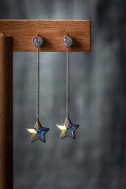 Oorbellen 'Stars'