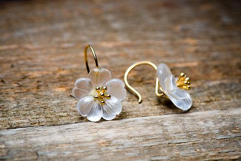 Oorbellen 'FLOWERS'
