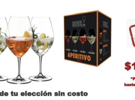 Promoción Copas + Vino