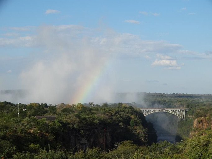 The Smoke that Thunders: Victoria Falls, Zimbabwe/Zambia