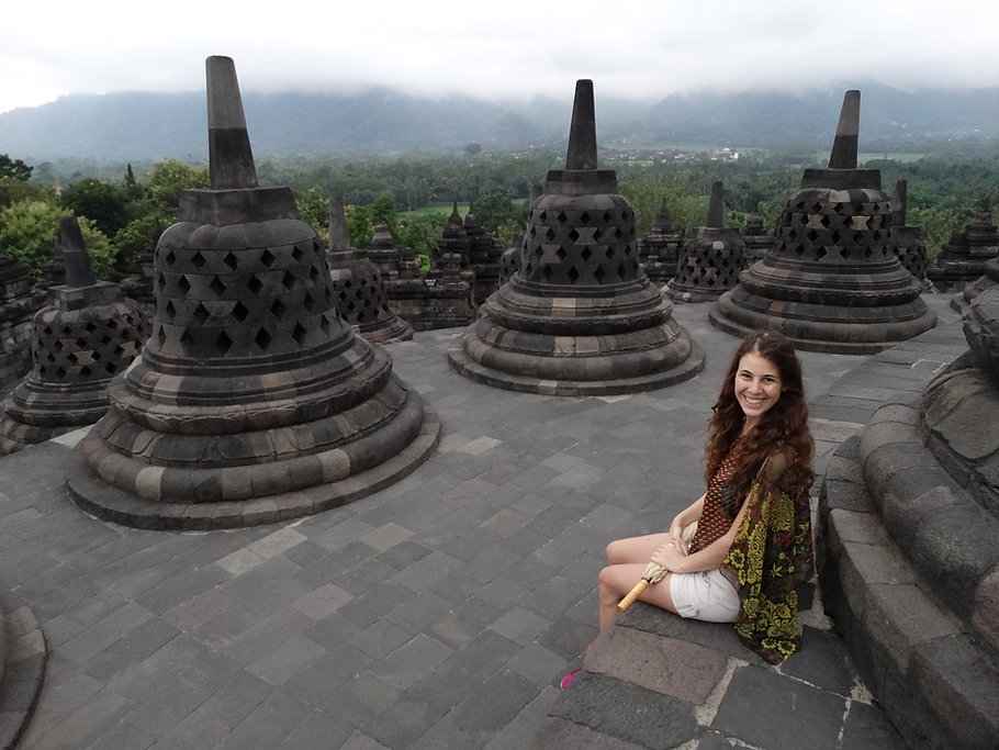 Borobudur Indonesia Travel