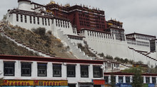 Gasping for Air in Tibet: Kora in Lhasa.