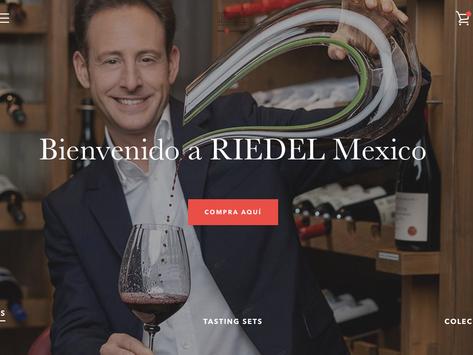 Descubre la Nueva Tienda de RIEDEL México Online