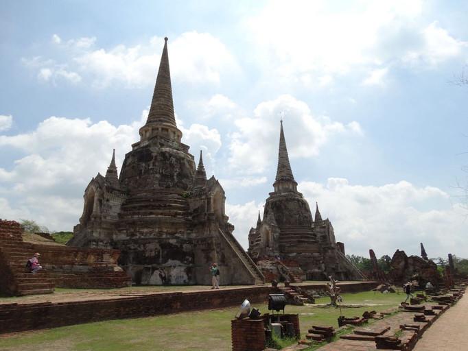 Forgotten Capital: Ayutthaya, Thailand