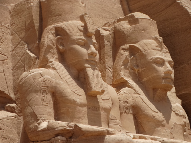 King of Nubia – Abu Simbel, Egypt.