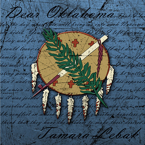 Keepsake Dear Oklahoma Digital Download Card