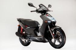 Kymco Agility 125cc Black