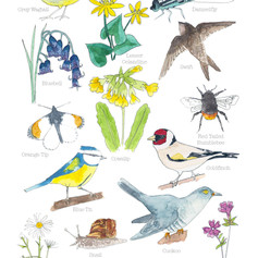 Spring In Yorkshire Print
