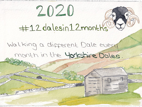 Wharfedale - January #12dalesin12months