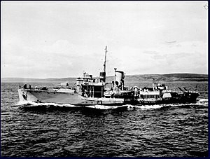 The Last Voyage of the HMCS Alberni