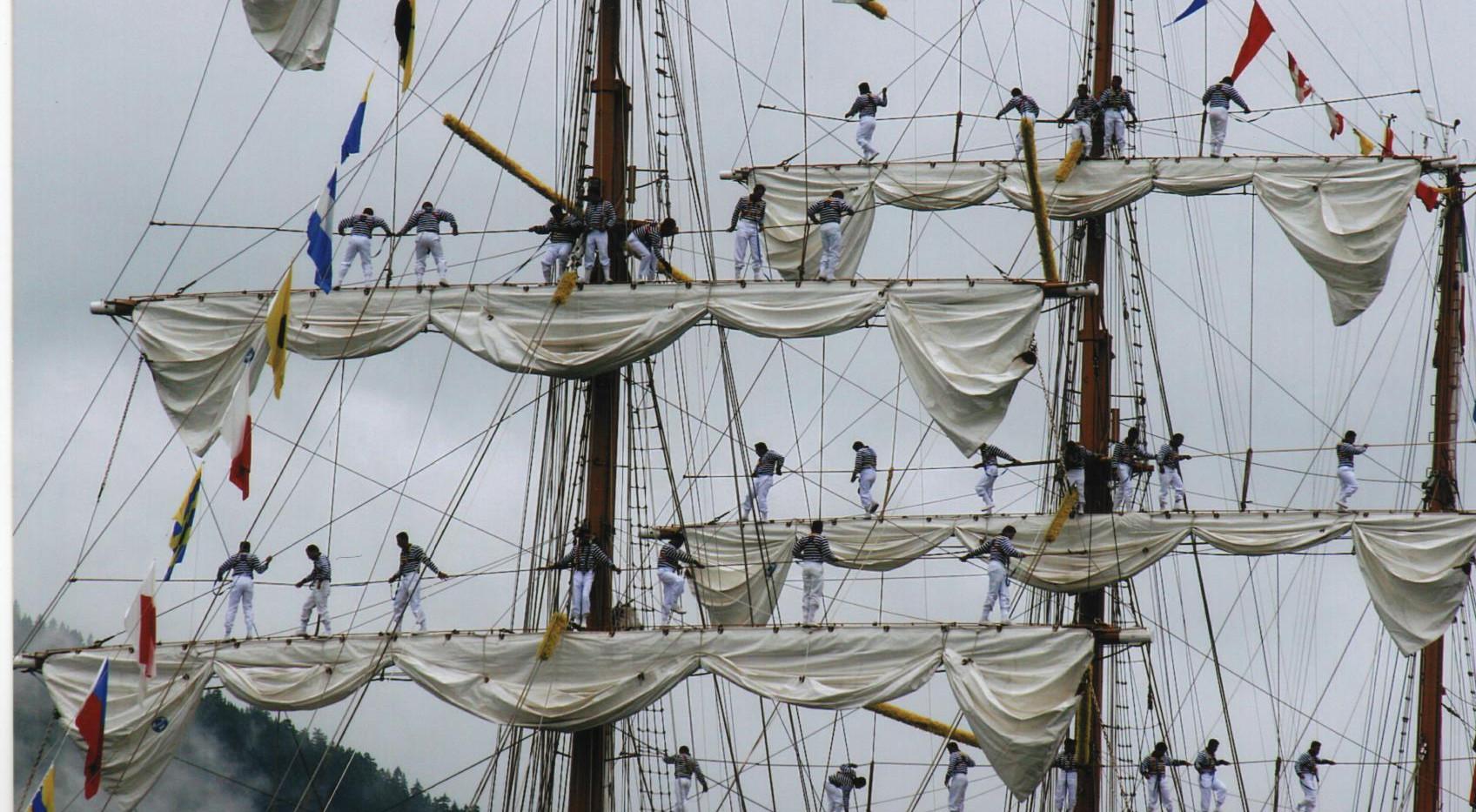 Tall Ships 2005