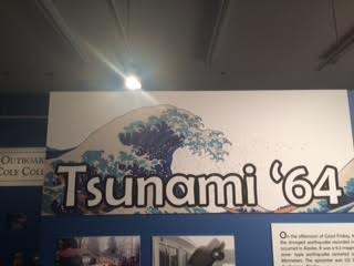 Behind the Wave: A Look at the Makings of the Tsunami Exhibit