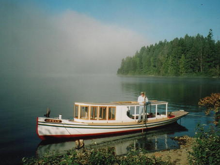 Steam from the Lake Floor:  The Restoration of the Swan
