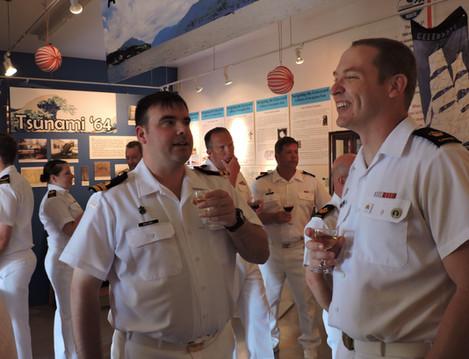 Navy Reception