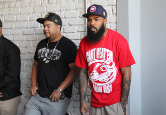 iSocialite Media Hosts Stalley Listening Party in Philadelphia