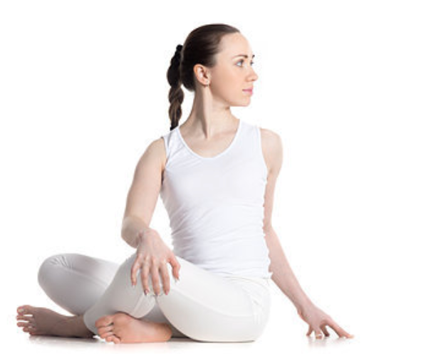 winding down twist,insomnia yoga post,elate wellbeing