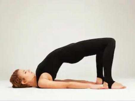 Yoga Pose Of The Month: Setu Bhandaasana (Bridge Pose)