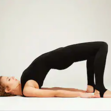 Yoga Pose Of The Month: Setu Bhandaasana (Bridge Pose)
