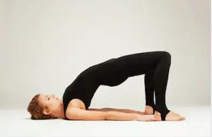 elate wellbeing, bridge pose