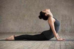 cobra pose, bhujanasana, elate wellbeing
