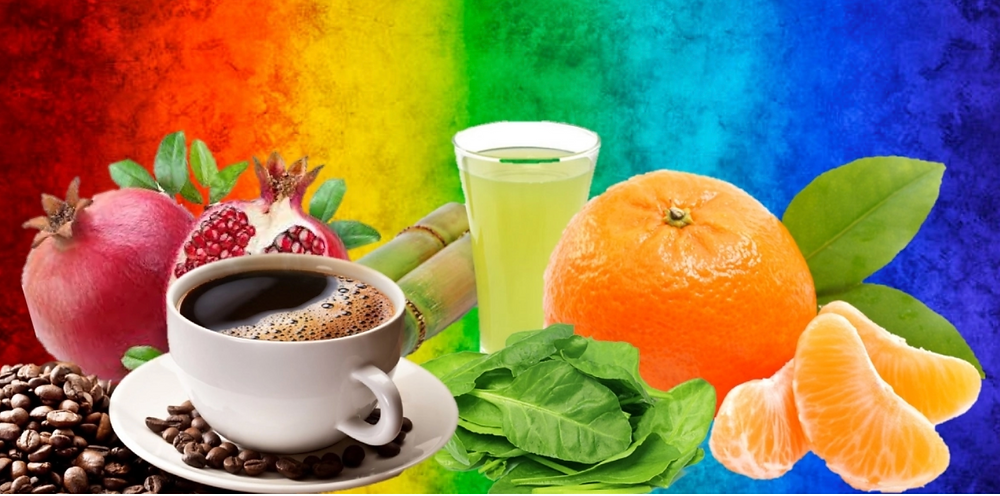 rainbow diet, eat healthy, nutrition tip, elate wellbeing
