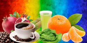 rainbow diet, eat healthy, nutrition tip, elate wellbeing