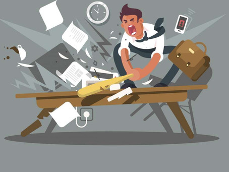 Your Key To Success:Anger Management