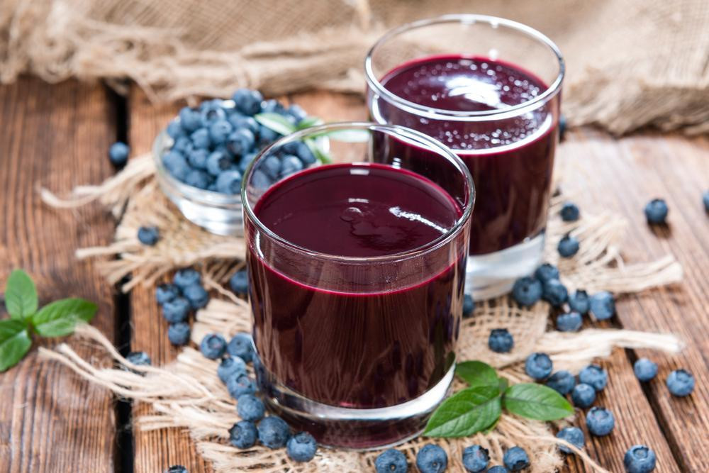 blueberry juice, elate wellbeing, immune system strong