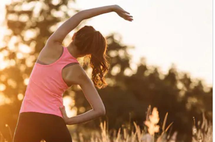 exercise regular,improve mental health,elate wellbeing