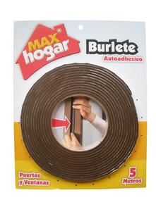 Burlete para Puertas y Ventanas Max Hogar