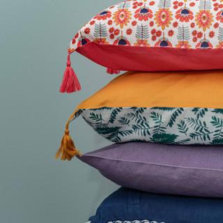 Coussin Decoratif Coton