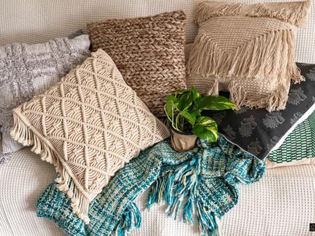 Décoration - 15 coussins pour une décoration tendance