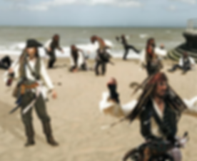 JACK SPARROW JACK SPARROW SO MANY JACK SPARROWS