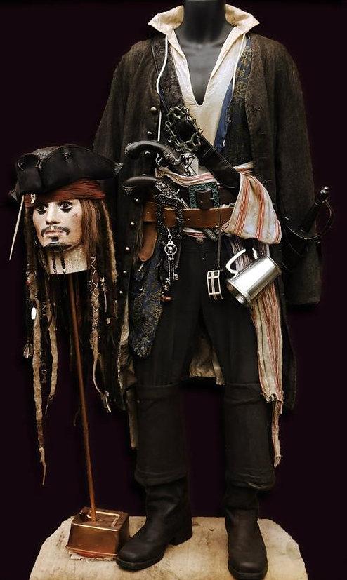 Jack Sparrow costumer
