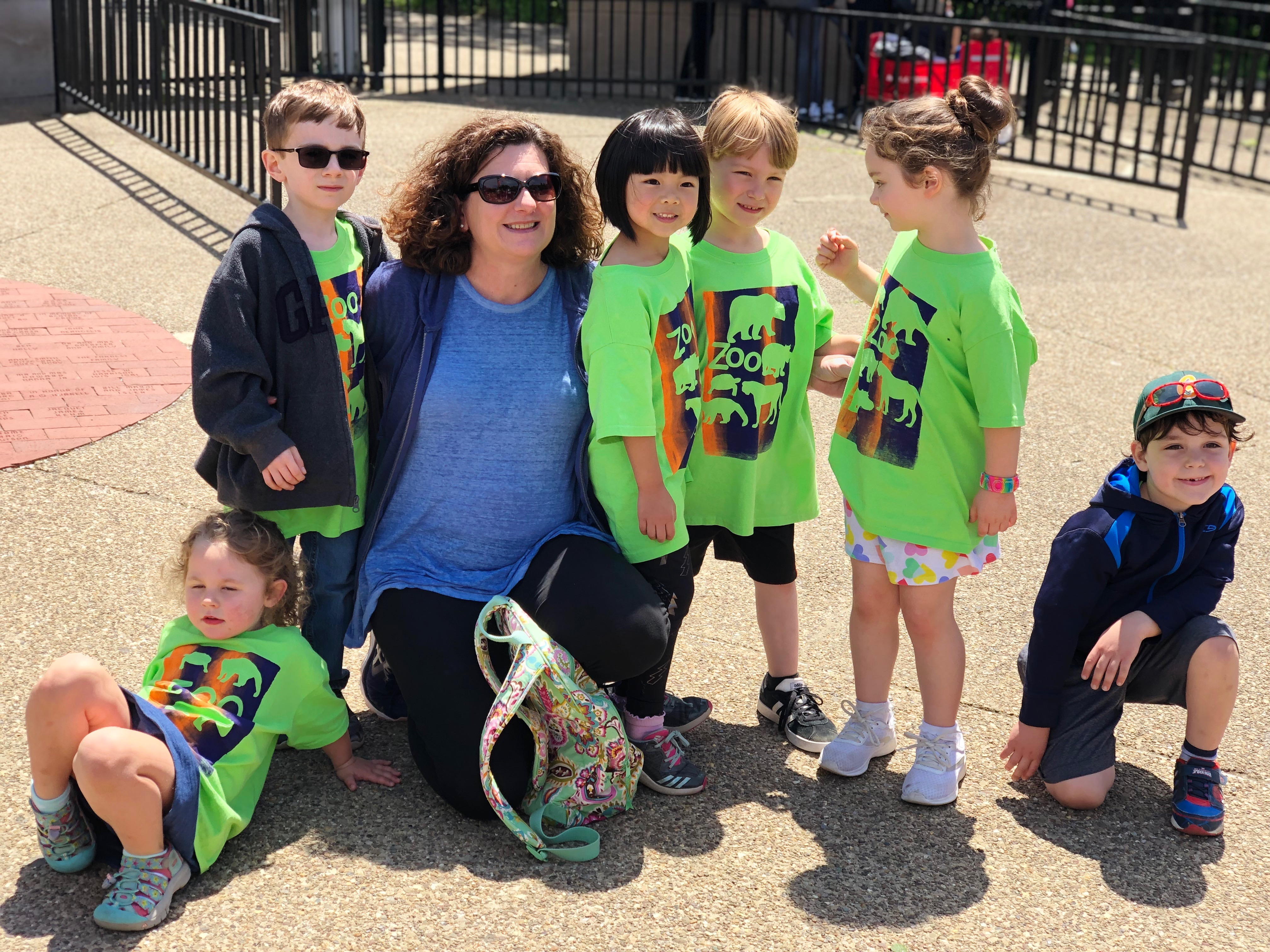 Kindergarten Zoo Trip 2019