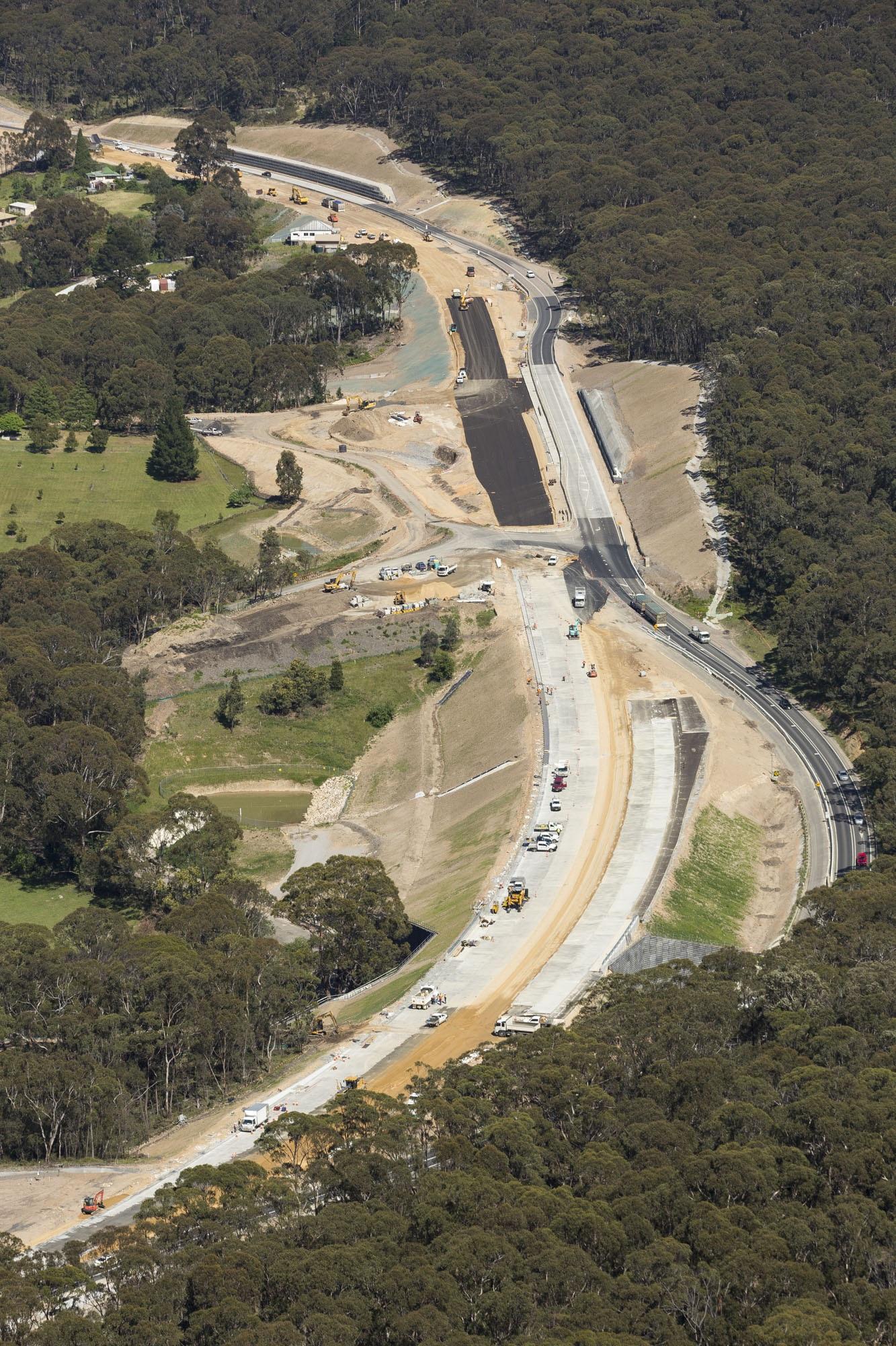 Great Western Highway Upgrade