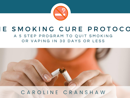 How to Quit Smoking or Vaping Without Withdrawals