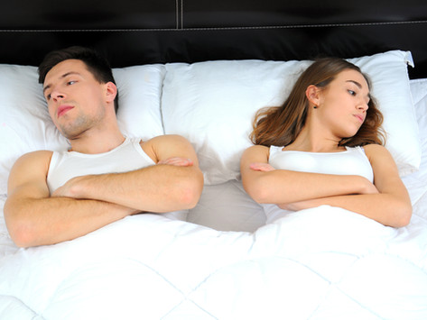 The Sexless Relationship or Marriage